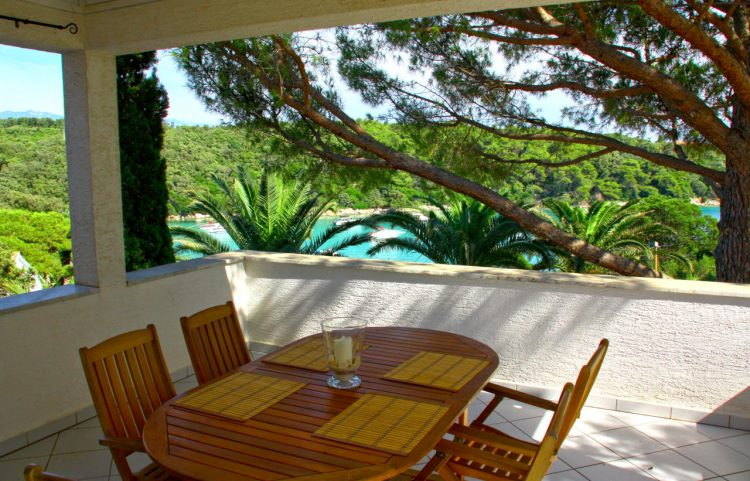 Apartment 2 Balcony - Balkon