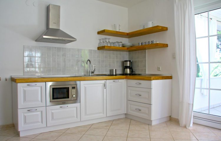 Apartment 2 Kitchen - Küche