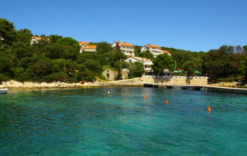 Villa Lucija Bay - die Bucht der Villa Lucija