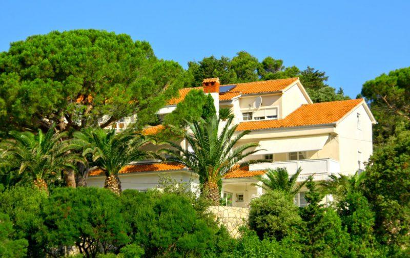 Villa Front Riva